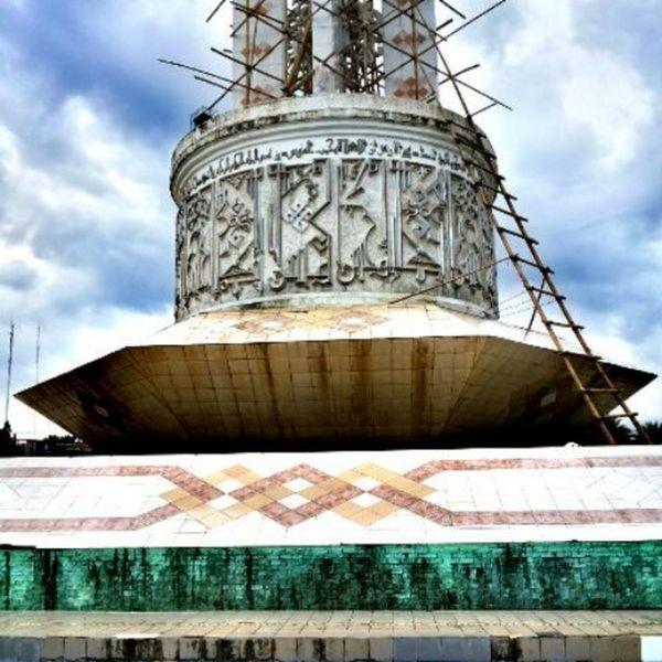 Menara permata Martapura Kalimantan
