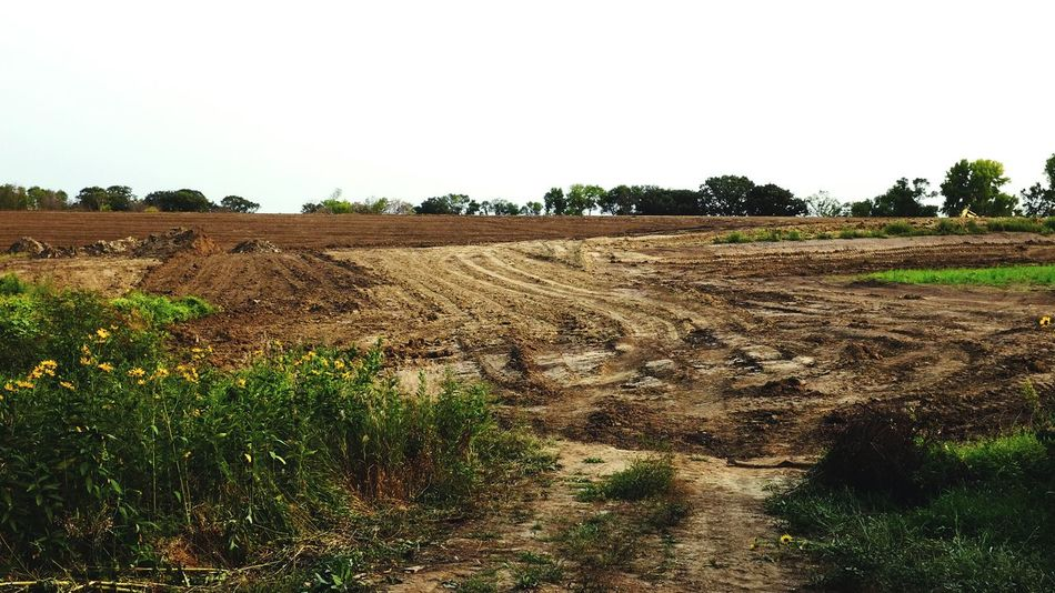 Dirt Landscape Rural Scenes Color Photography Construction Site Learn & Shoot: Layering Trees Taking Photos