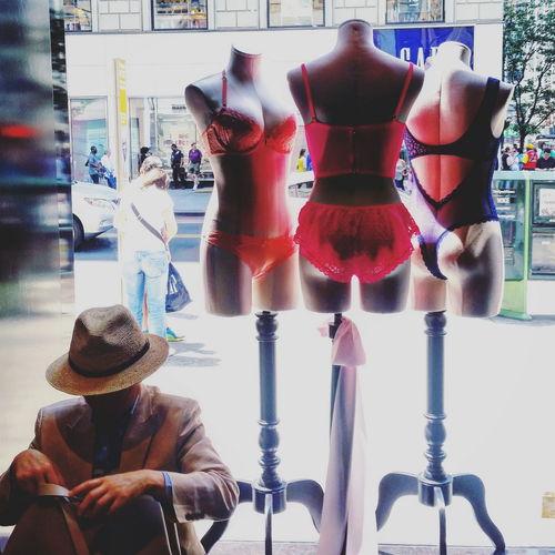USA City Street City Life New York City Life Victoria Secret Victoriasecret Underwear. NYC Shopping