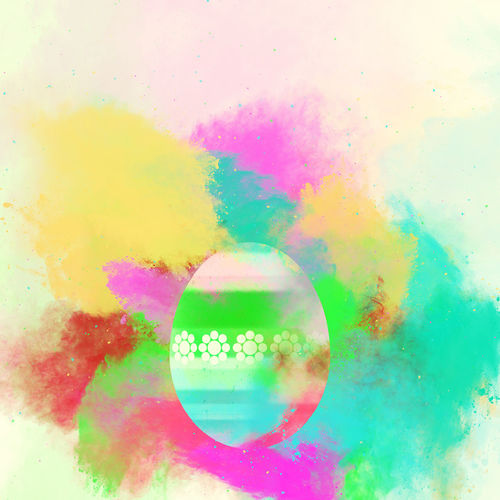 Easter egg on a watercolor background. Bright colors. Digital art Abstract Art ArtWork Background Celebration Collage Art Colorful Creative Decorations Digital Art Digital Illustration Digital Painting Digital Watercolor Easter Easter Eggs Egg Floral Pattern Greeting Card  Holiday Illustration Multi Colored Religious Holiday Stripes Pattern Symbol Watercolor