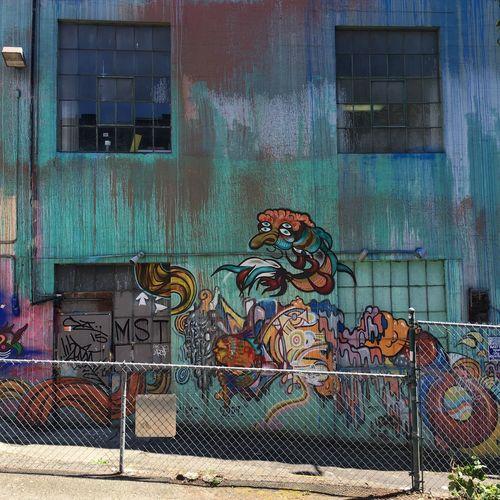 Streets of Seattle , Belltown - Nofilter Nofilternoedit Nofilter#noedit Streetart ArtWork Art Colors City Street City Life Street Street Photography Streetphotography Cityscape Cityscapes City