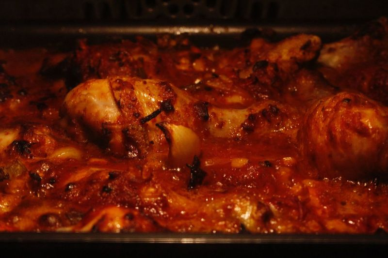 Coç au vin Yummy Soul Food French Food Coç Au Vin Food And Drink Food Freshness Indoors  Meat Ready-to-eat Close-up Healthy Eating Temptation Chicken Chicken Meat Roasted