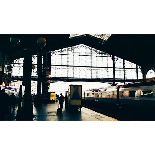 Going home • VSCO Vscocam Paris Imgoinghome goinghome lbj