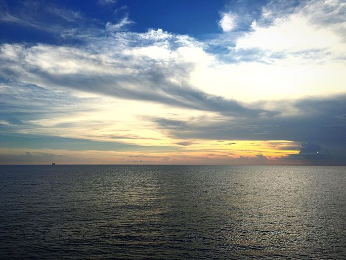Caribbean Sky