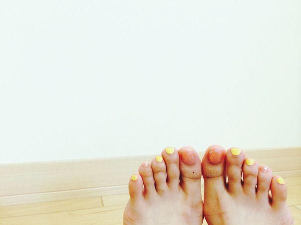 Self Nail Foot Nail Nail