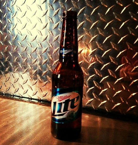 """Shhh...Did I hear someone say """"Millertime?"""" I thought so!! Hahaha! It's The Beer Sabbath Miller Lite Millertime"""