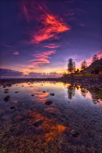 Clouds Peaceful