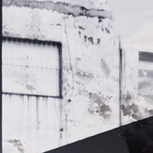 Estenopeica Window Day No People Black&white Blackandwhite Photography Blackandwhitephoto EyeEm Blackandwhitephotography Camaraestenopeica Pinhole Camera Pinhole Photography Pinhole Image Long Exposure