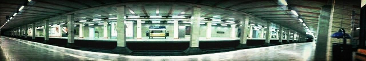 Subway Panorama