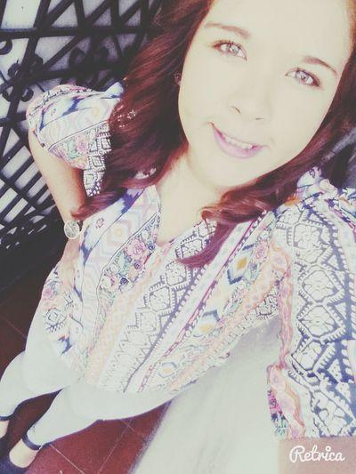 My Browm Hair Beautiful Girl Girón Duck Lips ♥