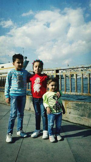 Hommies in Turkey Kids Port Portrait