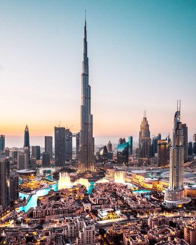 A sunset session in Dubai, UAE. City Cityscape Dubai Dubai Marina Skyline UAE Burj Khalifa Dubai Burj Khalifa Dubai Sunset Rofftop