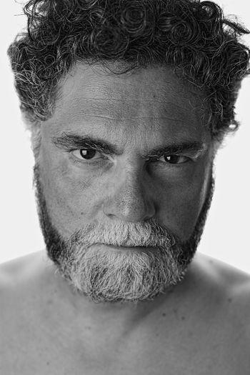 Portrait Beard