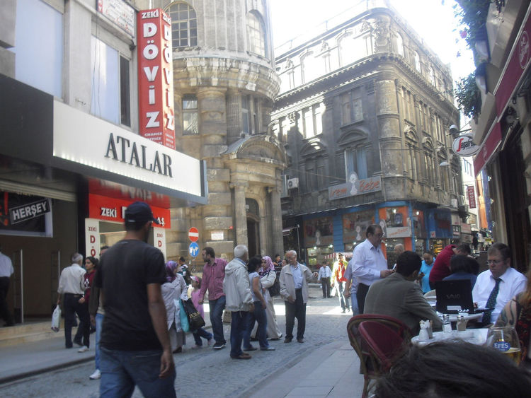 Streetphotography Istanbul People
