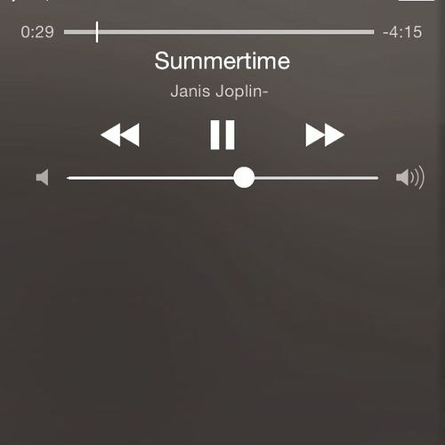 There is a god...Janis Joplin Summertime