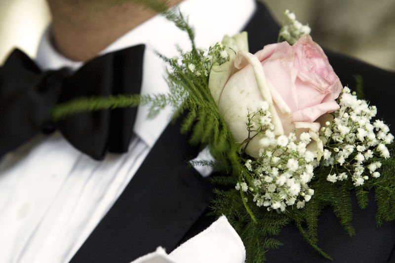 Bouquet Bridegroom Celebration Close-up Event Flower Freshness Life Events Real People Wedding
