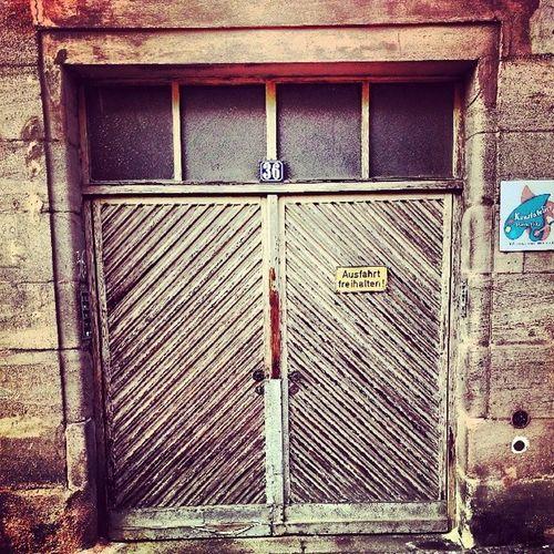 Türen in SanktJohannis Nürnberg