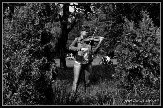 Violinist People Girl Music Poland 💗 Wałbrzych The OO Mission