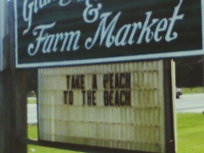 OBX bound today! Farm Markets Coastal Carolina Road Trippin It! Beach Bound