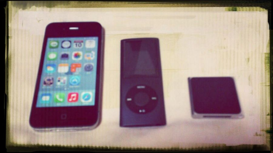 my apple deviceis.ithink i pod nano 6th is too small for my hands. I Pod Small