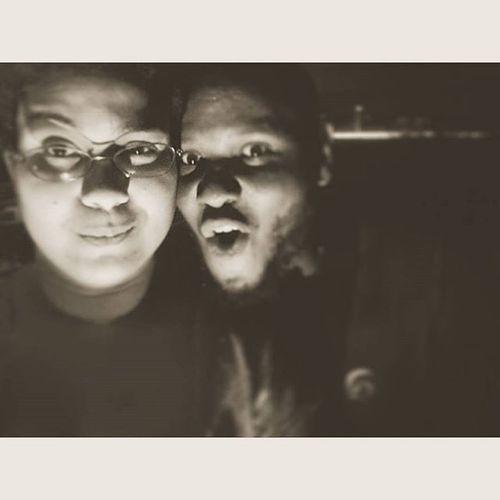 @Regrann from @melodygq - Y había un spot para Selfies y no pudimos evitarlo Thenightisdarkandfullofterrors Regrann