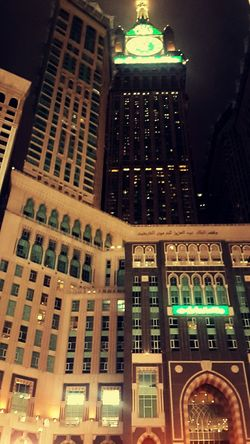 Makkah Makkah Al Mukaramah Makkah♥So Beautiful Makkah Tower makkah muslim MakkaHotel Makkahtower Makkah_clock_tower