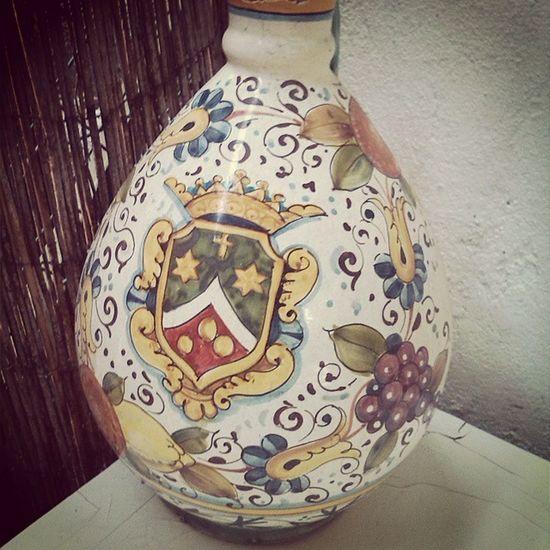 Erboristeria Anfora Ceramica