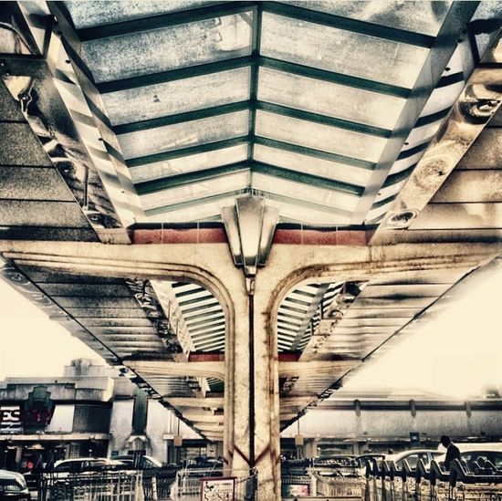 Tesco  Walking Around OpenEdit Taking Photos Check This Out Architecture Design Hello World Car Park London