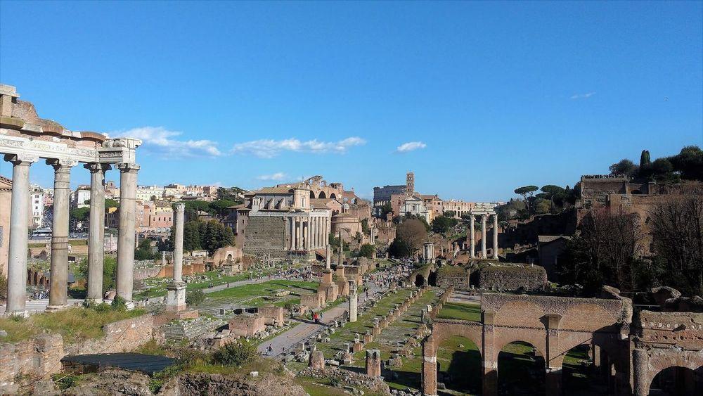 Ancient Architecture Basilica Blue Sky Colosseum Columns Forum Romanum History Monument Museum Old Ruin Roman Forum Rome Ruins Temple Tourism Travel Destinations Via Sacra Neighborhood Map