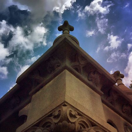 Aspire Grasping At Eternity Textures And Surfaces Stone Light And Shadow Taking Photos Clouds And Sky Redemption Graveyard Beauty