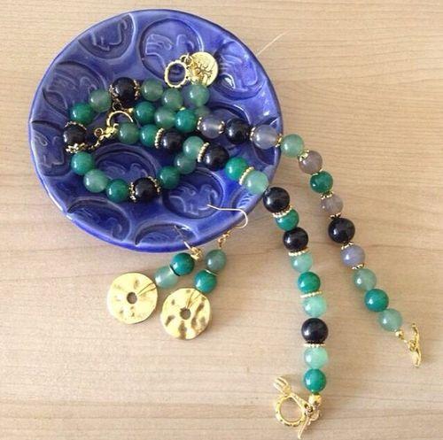 Handmade Jewellery Bracelet Earings Accessories