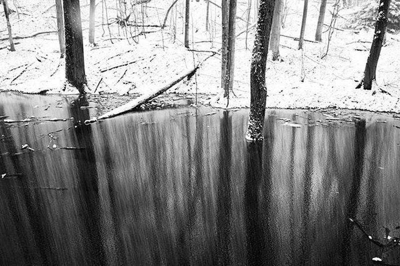 Snowing on water https://goo.gl/Zep1du Reimerpics