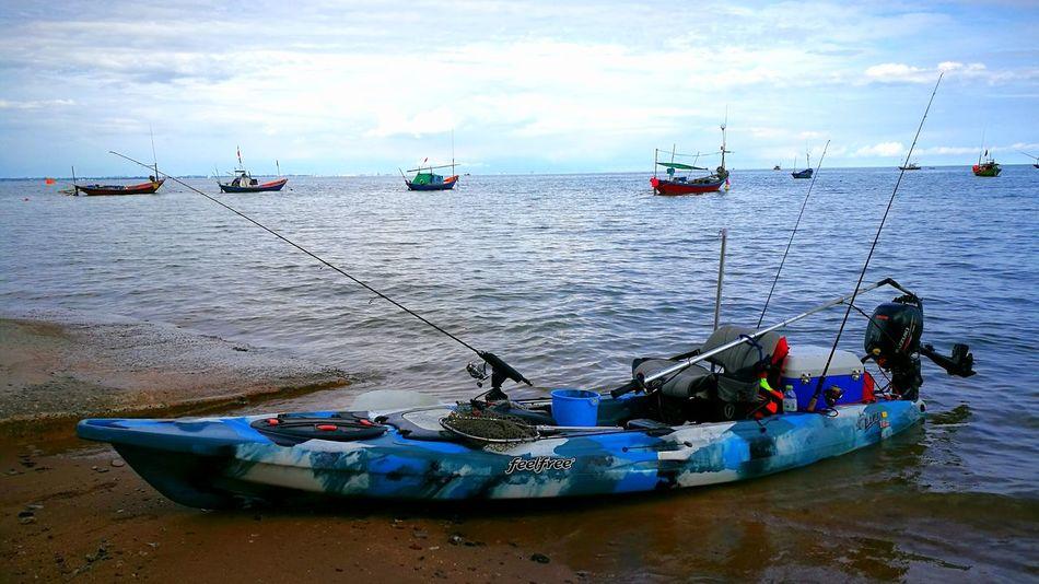 Kayak Kayak Fishing Sand & Sea Kayak Engine Suzuki 2.5 4t Feelfree Lure 13.5 The OO Mission