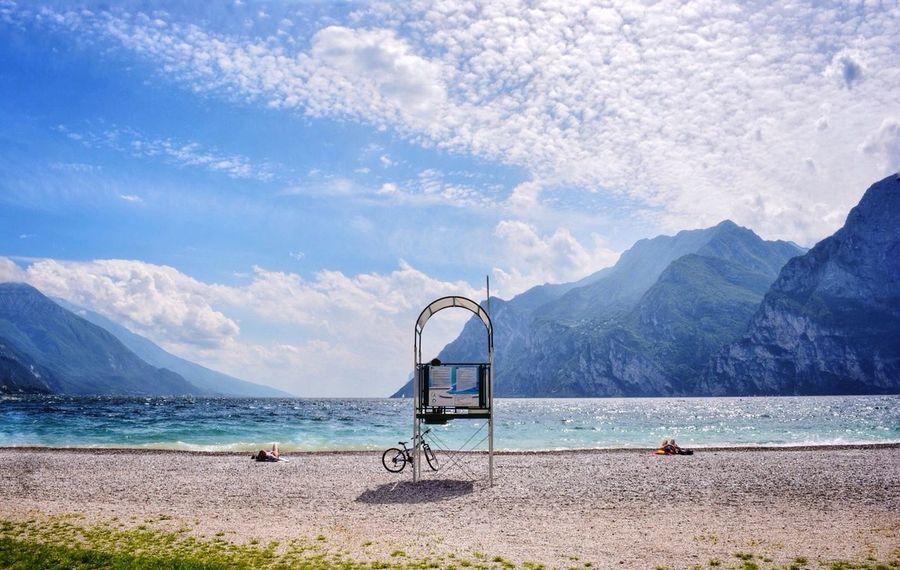 Lake Garda Lake Summer Italy