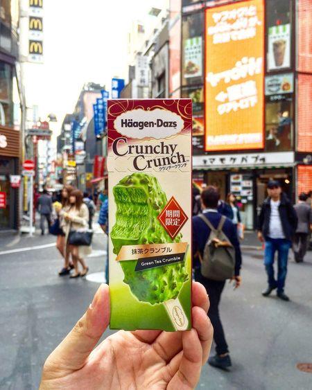 Telling Stories Differently Matcha Greentea Greenteaicecream Ocha Tokyo Tokyo,Japan Japan Japanese Food Shibuya Shinjuku