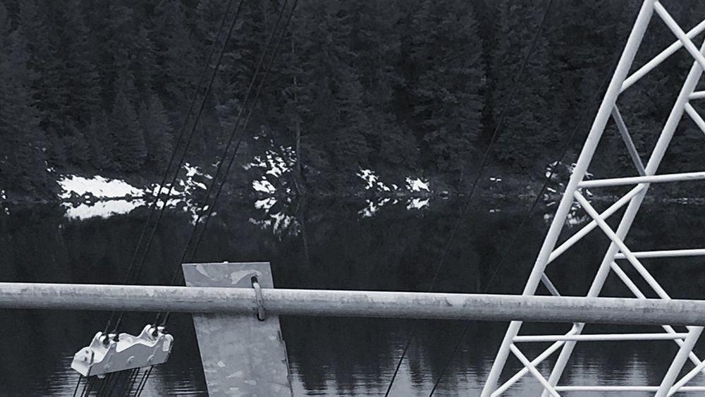 Eyeforblackandwhite Heron Bridge Construction Eye4black&white  IPhoneographer Eye4photography  EyeEm Bnw Iphone6plus