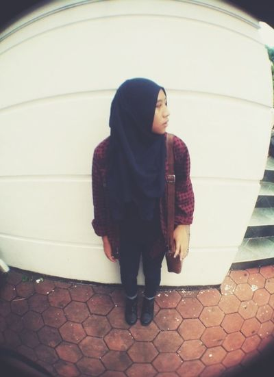 Ootd Hijab Saturday Edgy.