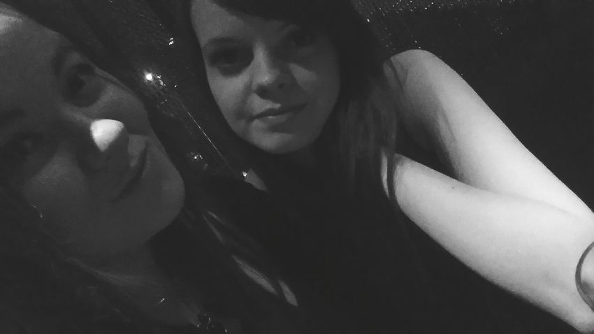 Me And My Friend Saturday Night Karma At The Bar Fun Taking Photos Selfie ✌