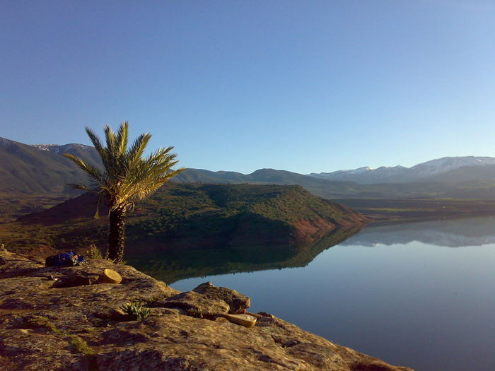 Lake bin El Waidan -Morocco بحيره بين الويدان - المغرب. Morocco المغرب Macro بحيرة Water Mountain Lake Landscape Calm Tranquility First Eyeem Photo
