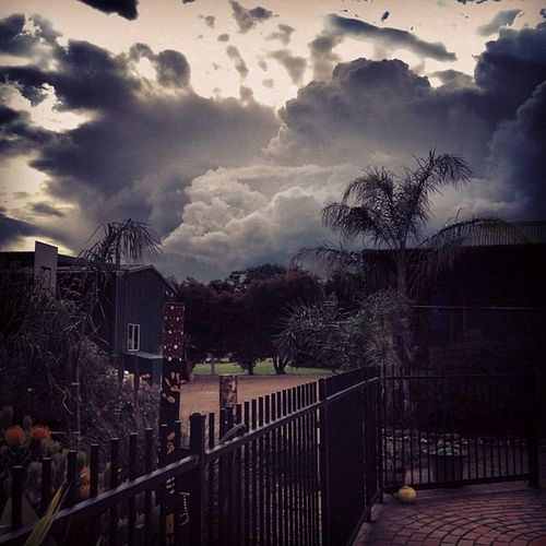 Storms a brewing Stormysky Scarry Cloudy