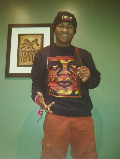 Obey Propaganda Smile :D , Dimples
