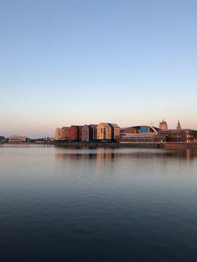 Вид с порта