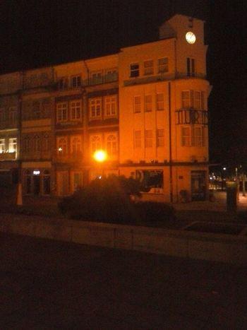 centro Cidade A Minha Cidade Enjoying Life Night Lights