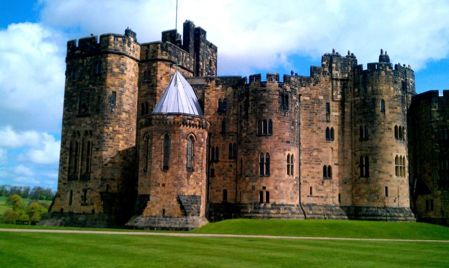 Alnwick Castle Unedited