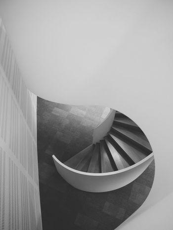 Stairs Stairways Spiral Staircase Minimal The Architect - 2016 EyeEm Awards
