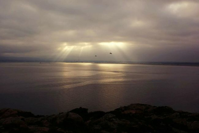 Sunset_collection Sea And Sky Sea View Sea Birds Evening At Beach Rocky Beach Watershots Water_collection Protecting Where We Play Balancing Act My Best Photo 2015 RePicture Growth The Great Outdoors With Adobe