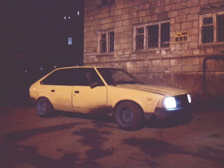 Hellaflush 2141 москвич азлк