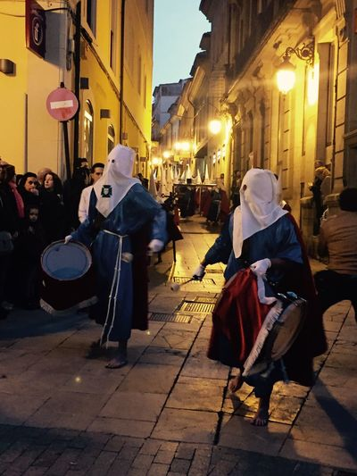 Semana Santa Avilés Asturias San Juaninos