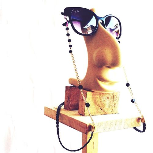 Handmade Accessories straps for your glasses contact on instagram @axot.ina