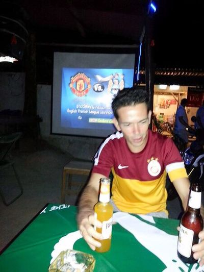 Bugün günlerden GALATASARAY That's Me Enjoy The Match Tek Ask Galatasaray